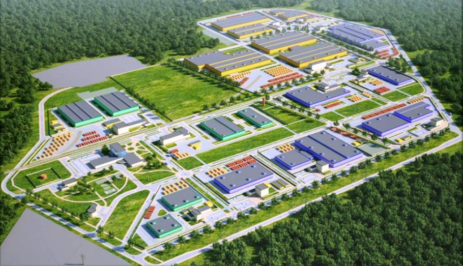 Eco-Industrial Parks are an Important Element of the New Economy